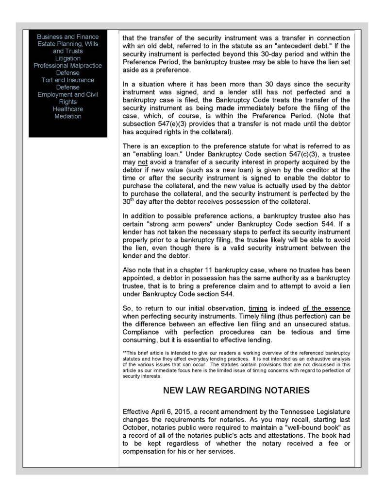 BANKING LAW ALERT - April 2015_Page_2